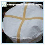 Saco maioria tecido circular para a carga e o transporte do cimento