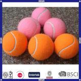 Boule de tennis adaptée aux besoins du client promotionnelle colorée
