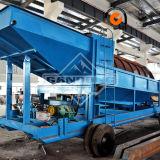 移動可能な金の採鉱プラント移動可能な金の洗浄の工場設備