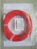 FTTH сети патч корд LC-LC Волоконно-оптический соединительный кабель многомодовый дуплексный оптический Jumper длина может опционально