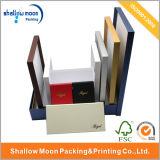 Caja de embalaje del regalo rígido hecho a mano (QYZ002)