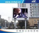 Affichage à LED polychrome extérieur de P10mm (AXT) Annonçant l'écran