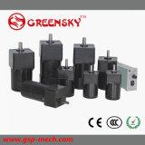 25W 80mm AC Induction Gear Motor