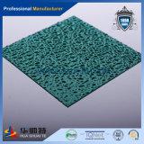 Folha gravada do produto novo PC azul popular (PC-E)
