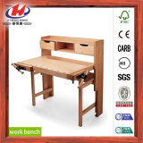 Finger Joint Solid Wood Work Bench