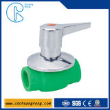 녹색 Color PPR Pipes와 End Cap Fittings Catalogue