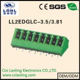 Conetor Pluggable do PWB dos blocos Ll2edgvm-3.5/3.81 terminais