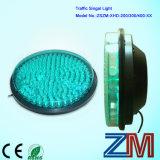 Módulo del semáforo del alto verde de la luminancia que contellea 300m m LED con la lente de la telaraña