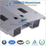 증명서를 주는 ISO9001&Ts16949를 가진 전자공학을%s 알루미늄 밀어남 단면도