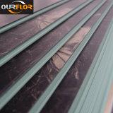 Suelo impermeable de los tablones/WPC del suelo del vinilo del tecleo del PVC del 100% nuevo para el uso de interior