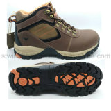 Sheel Toeの男性Outdoor Hiking Shoes