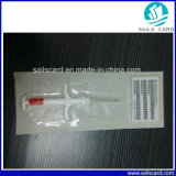 IDENTIFICATION RF Sterilized Packed Injected Animal Microchip Tag d'Icar ISO11784/5 2.12*12mm pour Dog