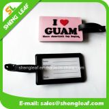 工場Price Custom 3D Rubber Luggage Tag (SLF-LT014)