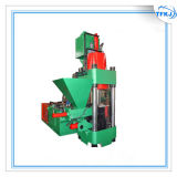 De Machine van de Pers van het Poeder van het Aluminium van het Schroot van de Spaander van het ijzer