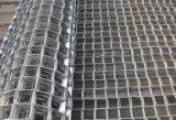 Courroie résistante de treillis métallique d'acier inoxydable de température élevée