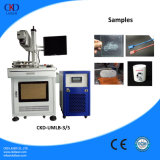 Máquina UV da marcação do laser da fibra da tabela do equipamento de China bom uso da mini