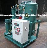 De hoogste Hoge Efficiënte VacuümMachine van de Filter van de Raffinaderij van de Olie van de Transformator van het Afval (ZY)