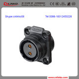 防水OutletかCircular Power Connectors/Panel Mount Connector