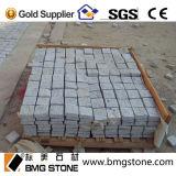 Tuiles grises les meilleur marché chinoises de pavé du granit G602