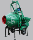 Jzc350 Mobile Concrete Mixer em Sale/auto Loading Concrete Mixer