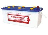 Secar bateria acidificada ao chumbo N150 de bateria de carro da bateria da carga a auto