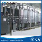 設定されている産業クリーニング機械をきれいにするためのステンレス鋼CIPのクリーニングシステムアルカリ清浄機械