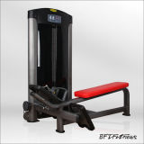 Fila inferior asentada máquina comercial de la gimnasia de la alta calidad