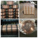 層の傷の銅の優秀なFeedabilityの上塗を施してある低炭素鋼鉄MIGワイヤーEr70s-6