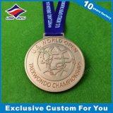 A venda direta da fábrica ostenta a medalha feita sob encomenda para a lembrança