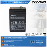 Electric Scaleのための6V4.5ah Rechargeable Lead Acid Battery