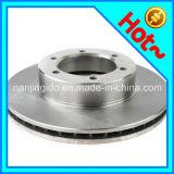 Rotor tous terrains de disque de frein de véhicule pour Toyota 43512-35200