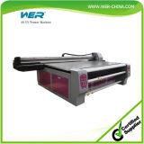 Impressora UV cerâmica da alta qualidade aprovada do ISO do CE de Wer-ED2514UV