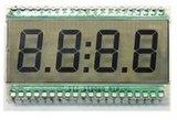40pins Tn 4X1 dígitos pantalla LCD para el dispensador de combustible