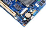 Motherboard des Embeded Atom-D2550 mit LAN Mini-Pcie/2