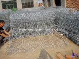 Un esportatore della Cina del materasso di /Gabion del materasso di Gabion galvanizzato 3mx1mx0.5m