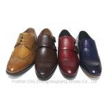 新しい二重カラーブラシ(FGY-DR-A01)が付いている新しい方法服靴