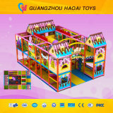 Caramella Theme Funny Indoor Soft Playground per Supermarket (A-15256)