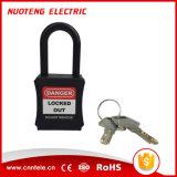 同様に調整されるを用いる38mmのナイロン手錠の安全ロックアウトパッドロック