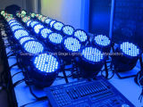 54X3w RGB 3in1 Outdoor Waterproof LED PAR Can Light