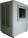 Wand/Window Mounted Energie-Einsparung Evaporation Water Air Cooling, Cooler bei Factory Price