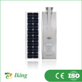 All Integrated in Un Solar Street Lamp Light