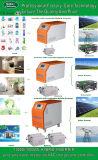 3000W 24VDCの太陽エネルギーシステムのためのコントローラが付いているハイブリッド太陽エネルギーインバーター