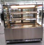 Frigorifero antiappannante della visualizzazione della torta refrigerato forno commerciale