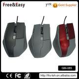 Maus des Marken-glühende ergonomische Spiel-6D
