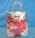 선물 (크리스마스 선물)를 위한 주문 니스 수송용 포장 상자