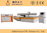 Stone, Metal, Glass Cutting를 위한 Ay2520u 50HP Stainless Steel CNC Waterjet Water Jet Cutter