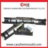 Moulage en plastique d'ajustage de précision de pipe de PVC d'injection de 45 degrés