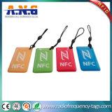 Etiqueta dominante a todo color el de alta frecuencia RFID de la tarjeta de epoxy de RFID