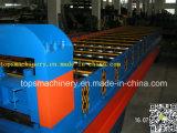 カラー機械を形作る鋼鉄屋根のシートによって艶をかけられるタイルロール
