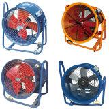 AC de Industriële AsVentilator van de Ventilatie van de Ventilator van de Uitlaat